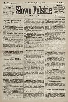 Słowo Polskie. 1901, nr70 (poranny)