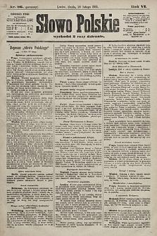 Słowo Polskie. 1901, nr86 (poranny)