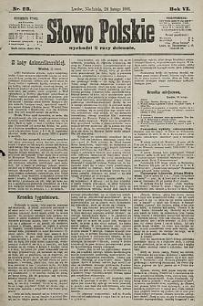 Słowo Polskie. 1901, nr93