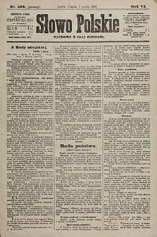 Słowo Polskie. 1901, nr102 (poranny)