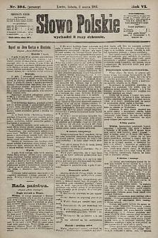 Słowo Polskie. 1901, nr104 (poranny)