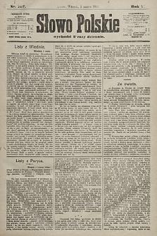 Słowo Polskie. 1901, nr107