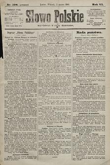 Słowo Polskie. 1901, nr108 (poranny)