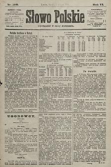 Słowo Polskie. 1901, nr109