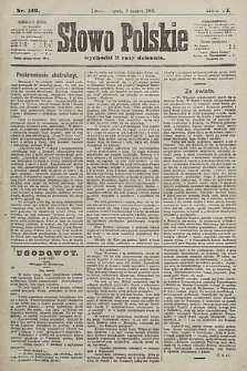 Słowo Polskie. 1901, nr113