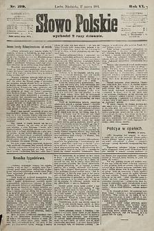 Słowo Polskie. 1901, nr129