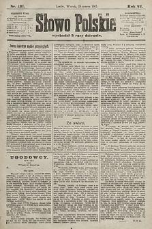 Słowo Polskie. 1901, nr131