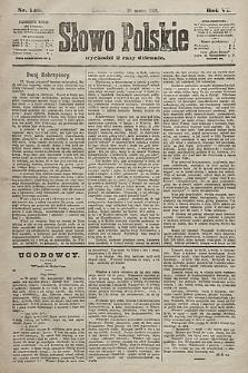 Słowo Polskie. 1901, nr149