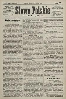 Słowo Polskie. 1901, nr150 (poranny)