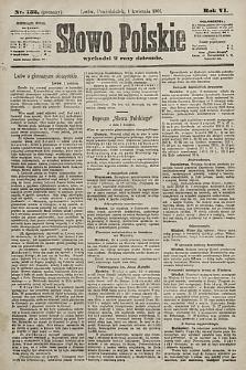 Słowo Polskie. 1901, nr152 (poranny)