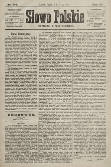Słowo Polskie. 1901, nr155