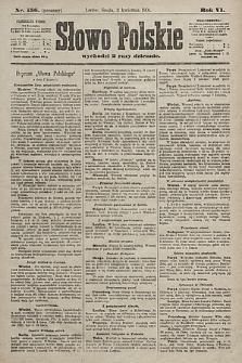 Słowo Polskie. 1901, nr156 (poranny)