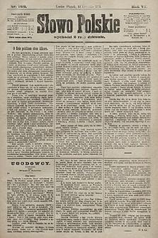 Słowo Polskie. 1901, nr169