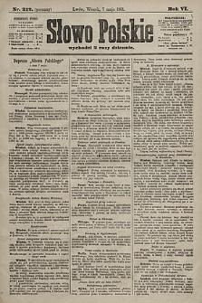 Słowo Polskie. 1901, nr212 (poranny)