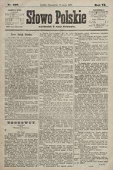 Słowo Polskie. 1901, nr227