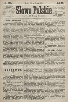 Słowo Polskie. 1901, nr230