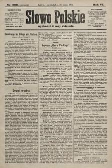 Słowo Polskie. 1901, nr233 (poranny)