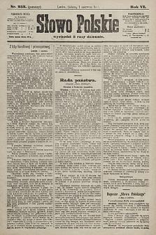 Słowo Polskie. 1901, nr253 (poranny)