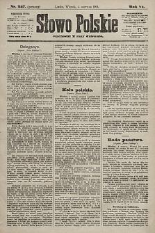 Słowo Polskie. 1901, nr257 (poranny)