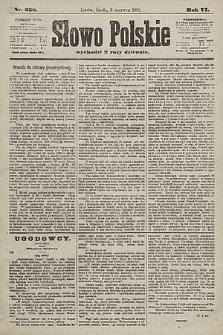 Słowo Polskie. 1901, nr258