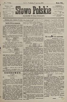 Słowo Polskie. 1901, nr265