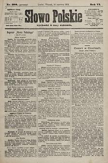Słowo Polskie. 1901, nr280 (poranny)
