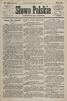 Słowo Polskie. 1901, nr282 (poranny)