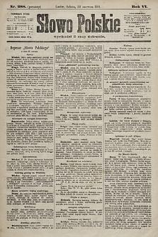 Słowo Polskie. 1901, nr288 (poranny)