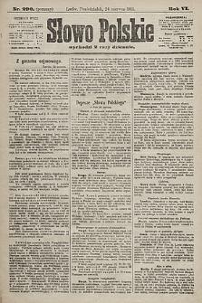 Słowo Polskie. 1901, nr290 (poranny)
