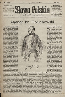 Słowo Polskie. 1901, nr297