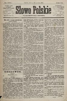 Słowo Polskie. 1901, nr299