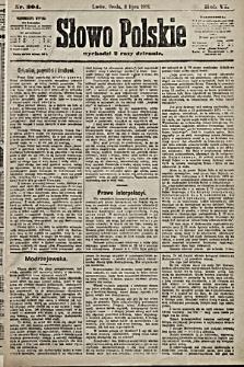 Słowo Polskie. 1901, nr304