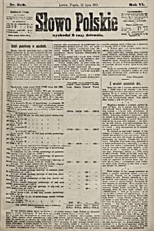 Słowo Polskie. 1901, nr320