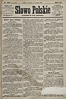 Słowo Polskie. 1901, nr367 (poranny)