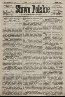 Słowo Polskie. 1901, nr380 (poranny)