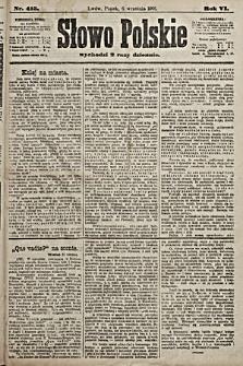 Słowo Polskie. 1901, nr415