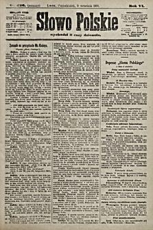 Słowo Polskie. 1901, nr420 (poranny)