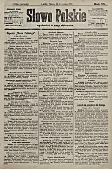 Słowo Polskie. 1901, nr424 (poranny)