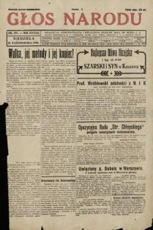 Głos Narodu. 1930, nr271