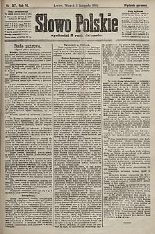 Słowo Polskie (wydanie poranne). 1901, nr517
