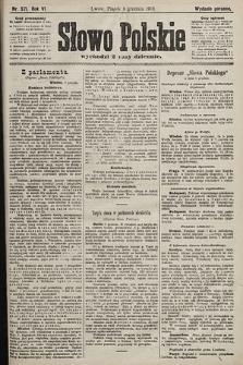 Słowo Polskie (wydanie poranne). 1901, nr571