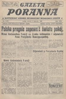 Gazeta Poranna : ilustrowany dziennik informacyjny wschodnich kresów. 1928, nr8370