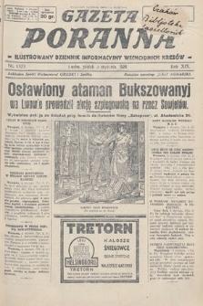 Gazeta Poranna : ilustrowany dziennik informacyjny wschodnich kresów. 1928, nr8373