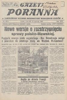 Gazeta Poranna : ilustrowany dziennik informacyjny wschodnich kresów. 1928, nr8379