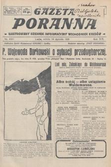 Gazeta Poranna : ilustrowany dziennik informacyjny wschodnich kresów. 1928, nr8381