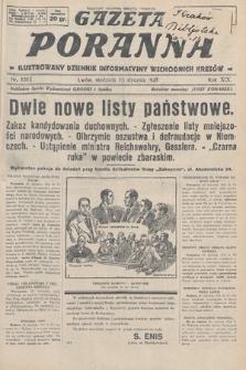 Gazeta Poranna : ilustrowany dziennik informacyjny wschodnich kresów. 1928, nr8382