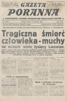 Gazeta Poranna : ilustrowany dziennik informacyjny wschodnich kresów. 1928, nr8384