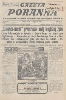 Gazeta Poranna : ilustrowany dziennik informacyjny wschodnich kresów. 1928, nr8385