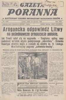 Gazeta Poranna : ilustrowany dziennik informacyjny wschodnich kresów. 1928, nr8387