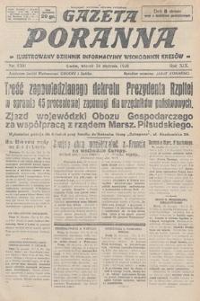 Gazeta Poranna : ilustrowany dziennik informacyjny wschodnich kresów. 1928, nr8391